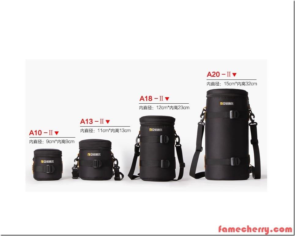 Quick Case Camera Lens Bag Malaysia