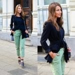 Fashionista NOW: Blazer Up The Street Style Way Fashion-Loving Girls Do It