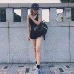 Fashionista NOW: How To Wear Sporty Shorts For The Summer?