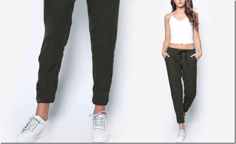 army-green-jogger-pants