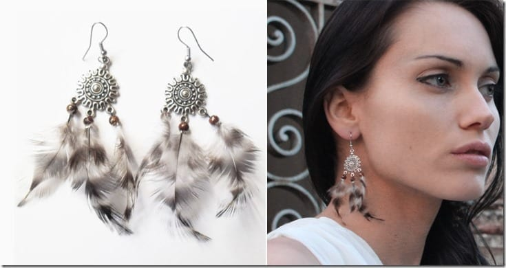 beaded-dreamcatcher-earrings