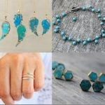 Fashionista NOW: 7 Turquoise Jewelry Ideas For Pops Of Cool Sea Blue
