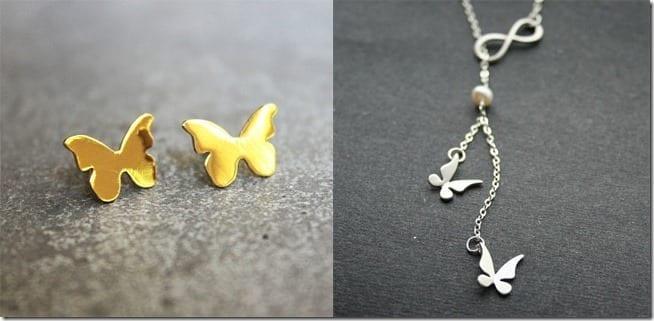 Butterfly Inspired Jewelry Ideas
