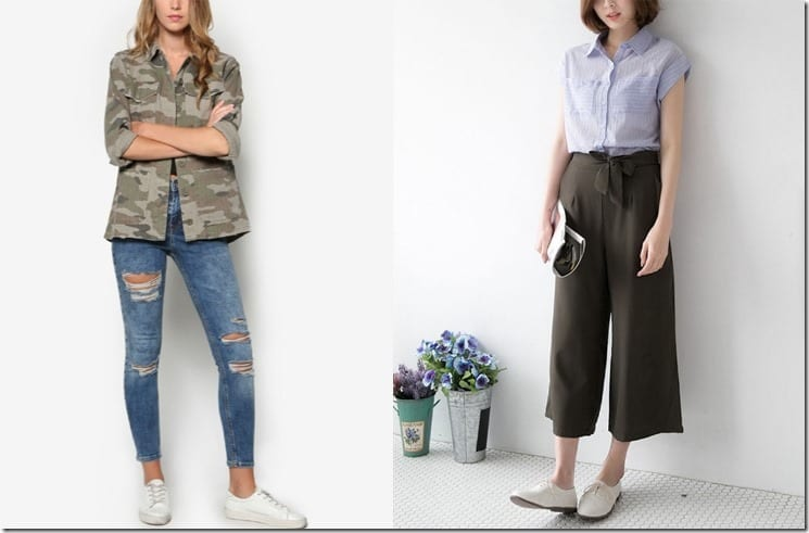 All The Camo + Army Inspired Green Things To Wear This Monsoon Season