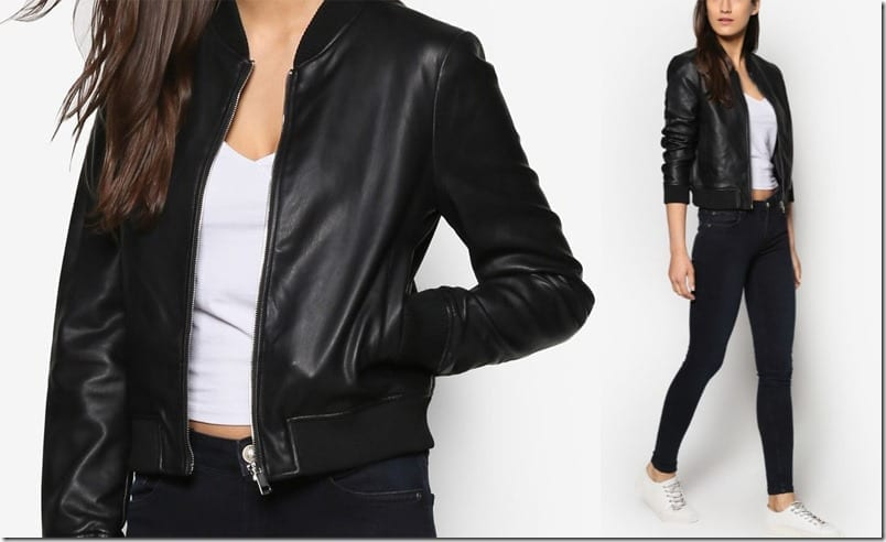 edgy-black-bomber-jacket