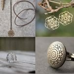 Fashionista NOW: Mandala Inspired Jewelry You Can Wear