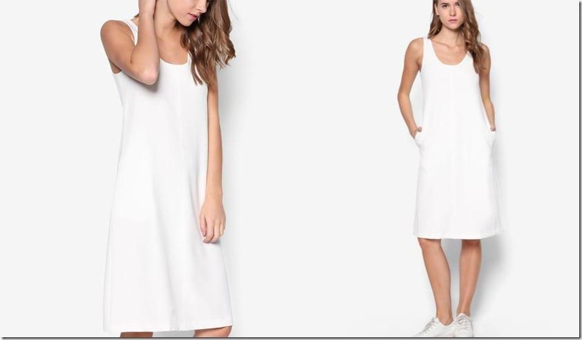 sleeveless-white-midi-shift-dress