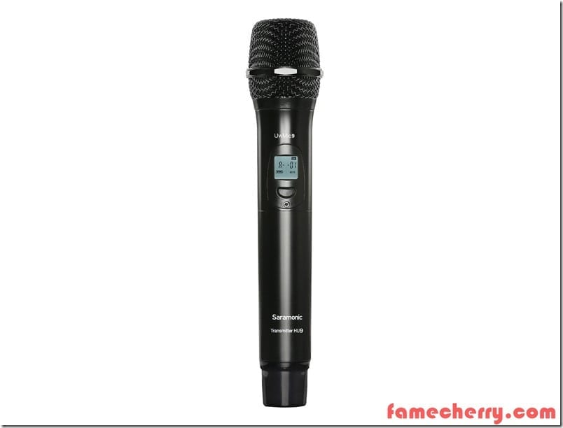 Saramonic HU9 UHF Wireless Handheld Microphone