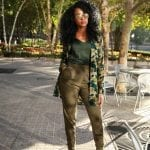Fashionista NOW: How Lookbookers Wear Their Camo Prints?