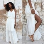 Fashionista NOW: Breezy White Dress Style Ideas For The Summer