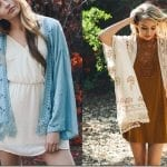 Fashionista NOW: 5 Breezy Kimono Cardigan Styles To Wear For A Minimal Boho Flair
