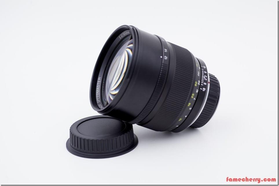 Zhongyi Speedmaster 85mm f1.2 Lens Malaysia
