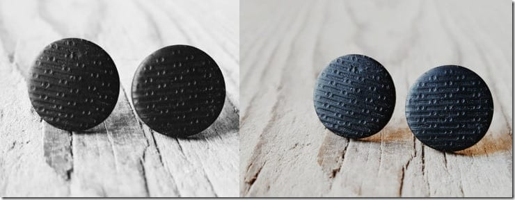 black-matte-textured-stud-earrings