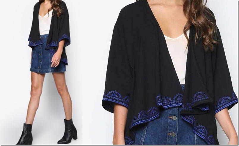 blue-black-embroidered-kimono