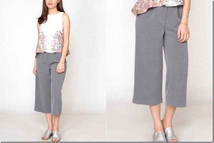 chic-grey-culottes