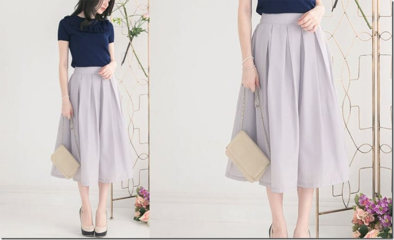 classic-pleated-grey-midi-skirt