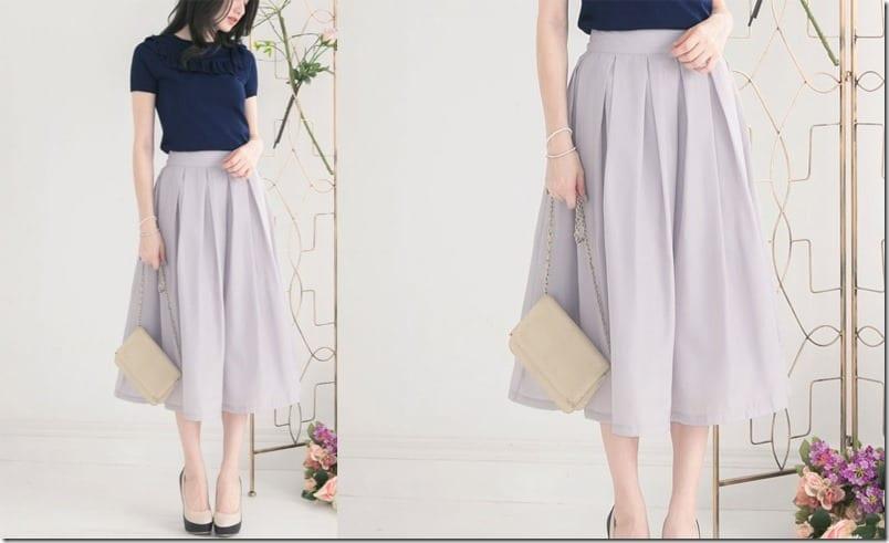 classic-pleated-grey-midi-skirt