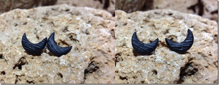 matte-black-crescent-moon-earrings
