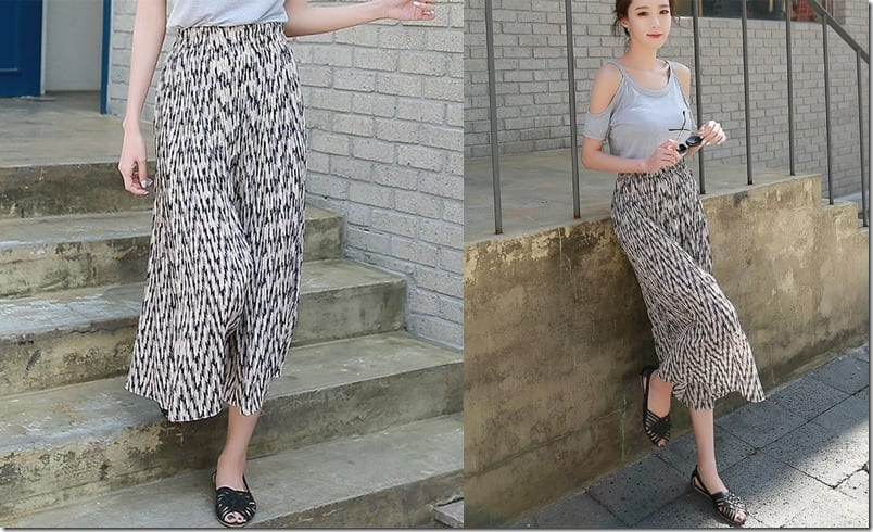 pleated-patterned-culottes