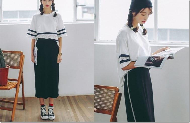 varsity-stripe-loose-blouse