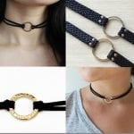 Fashionista NOW: The Circle Choker Jewelry Trend