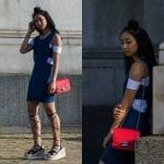 Fashionista NOW: Casual Little Blue Dress Style Ideas