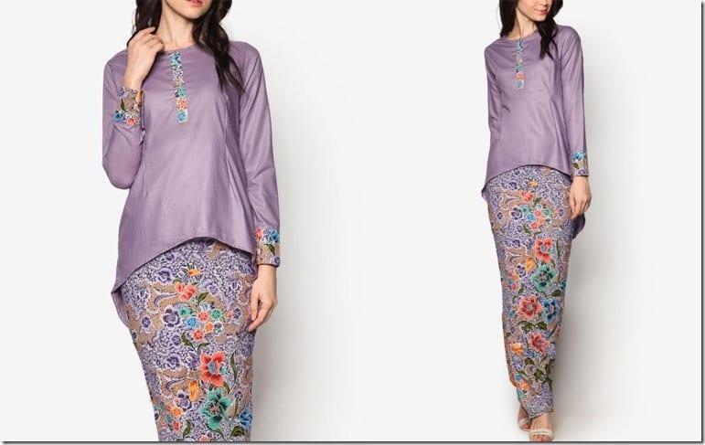 batik-inspired-lavender-kurung