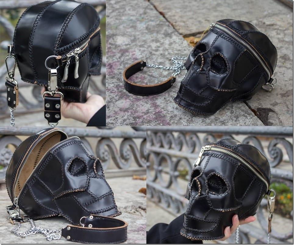 black-leather-skull-bag