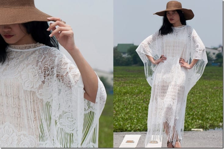 boho-sheer-lace-kimono-dress