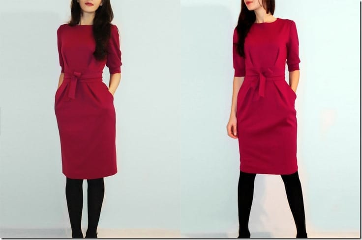 comfy-red-jersey-dress-pockets