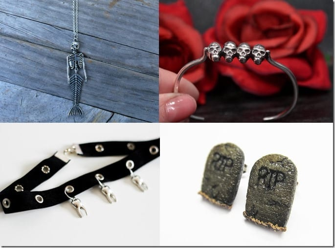 Spooky Chic Jewelry Ideas For Halloween 2016