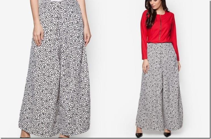 minimal-print-palazzo-pants
