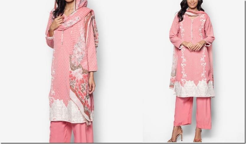 pink-embroidered-chiffon-dress-set