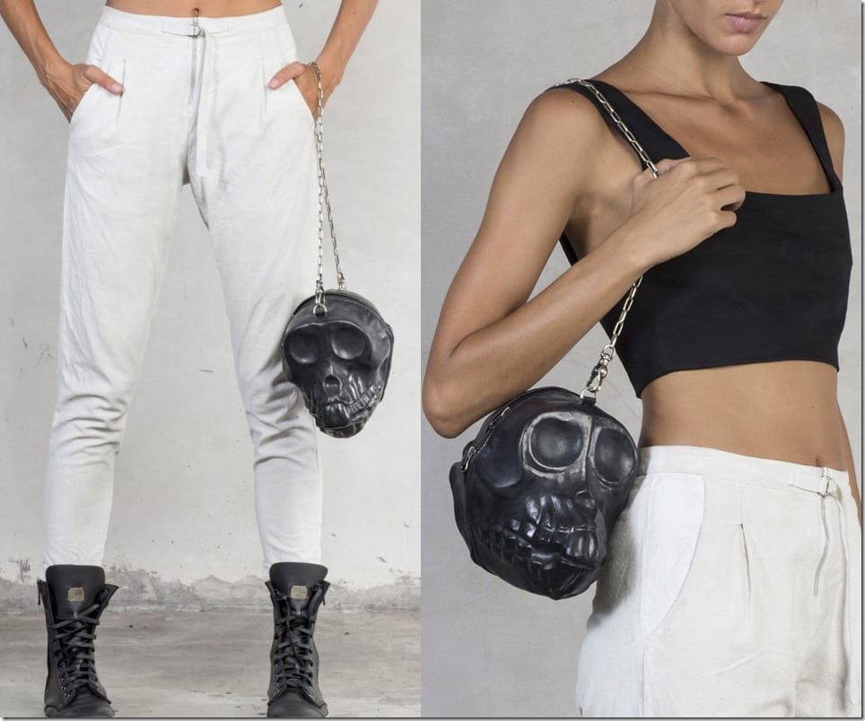 The Skull-Shaped Bags You Want To Wear Even After Halloween's Over
