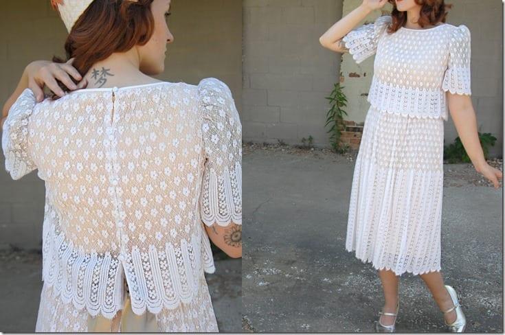 vintage-floral-lace-midi-dress