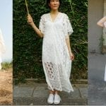 Fashionista NOW: 10 Dreamy Bohemian White Lace Dress Style Ideas
