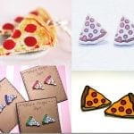 Fashionista NOW: Delicious Pizza Earrings You Can Wear