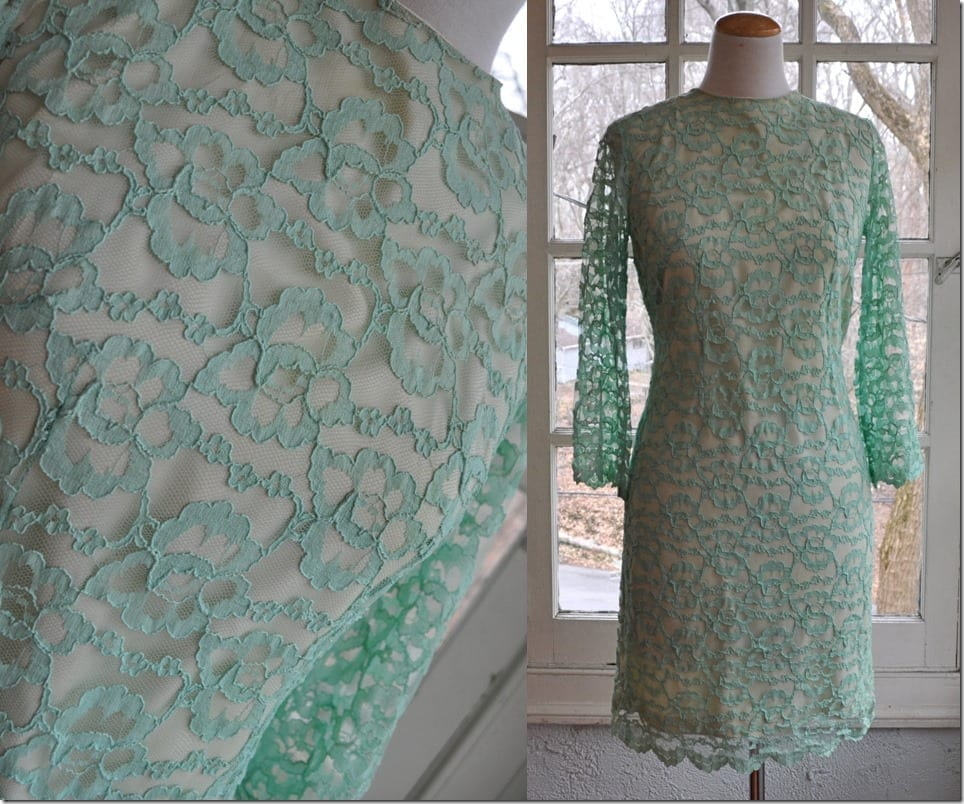 50s-vintage-mint-green-lace-dress