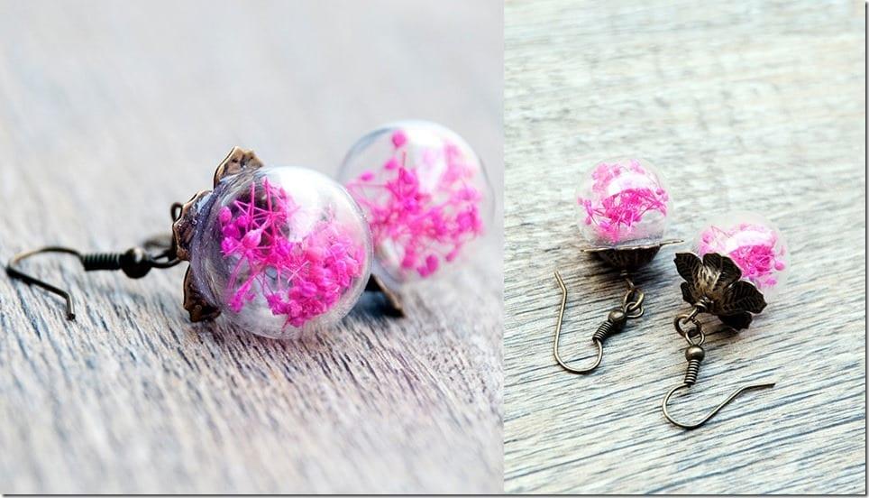 botanical-glass-orb-earrings