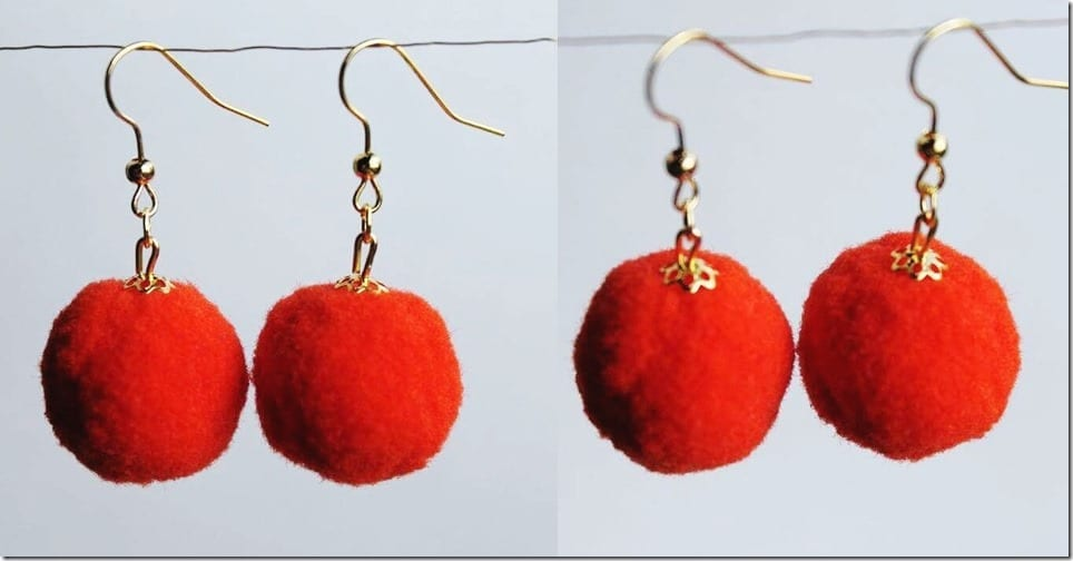 christmas-red-pom-pom-earrings