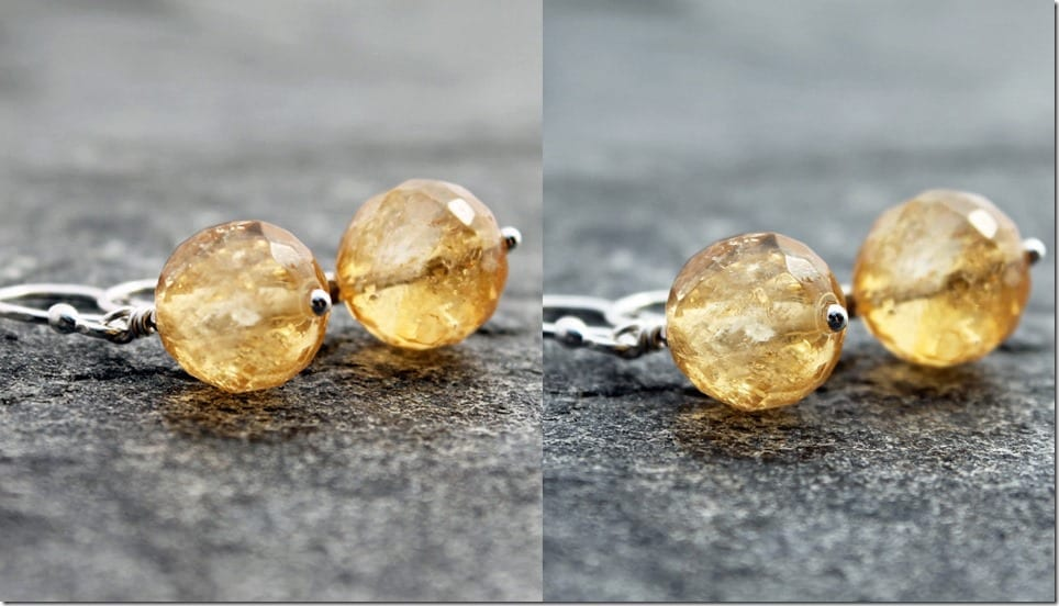 faceted-citrine-orb-earrings