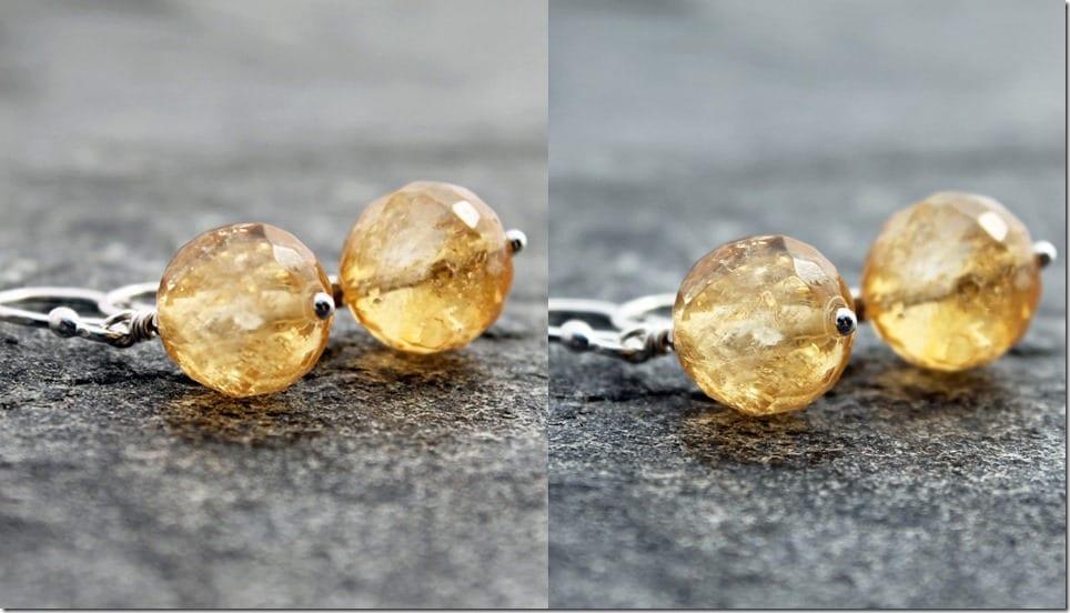 faceted-citrine-orb-earrings