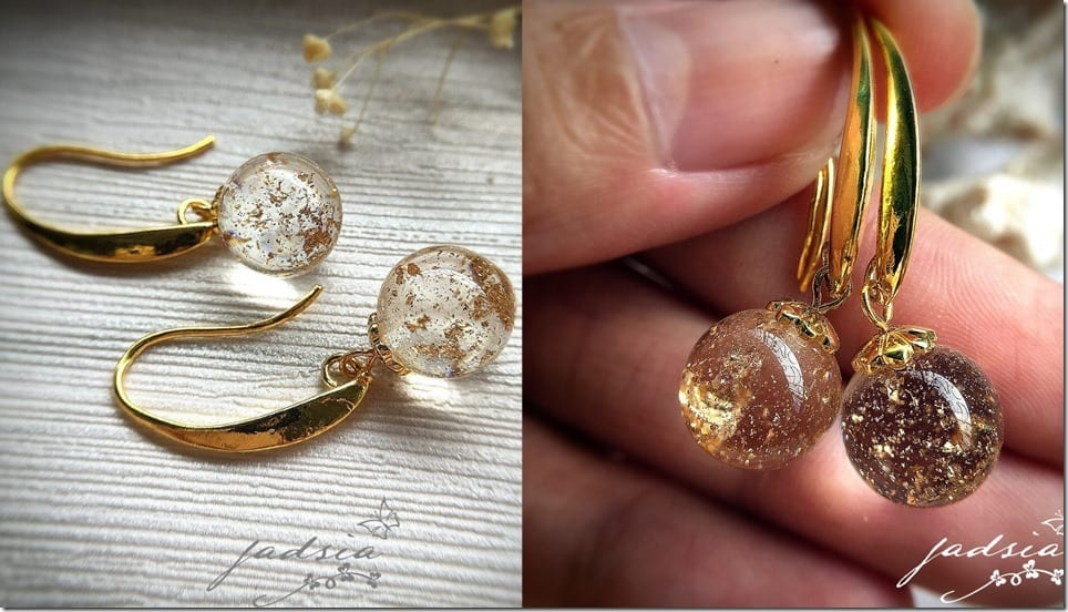 gold-leaf-orb-earrings
