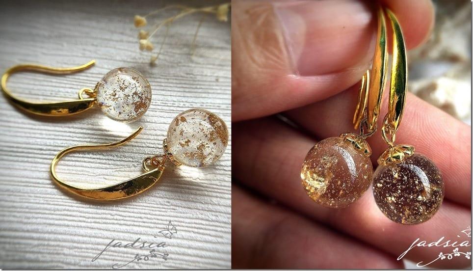 gold-leaf-orb-earrings
