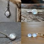 Fashionista NOW: Rainbow Moonstone Jewelry Ideas
