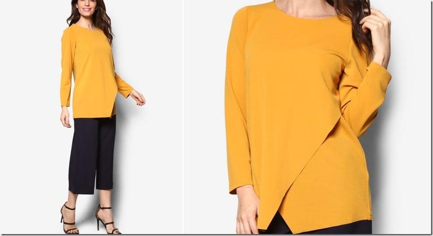 mustard-overlap-blouse