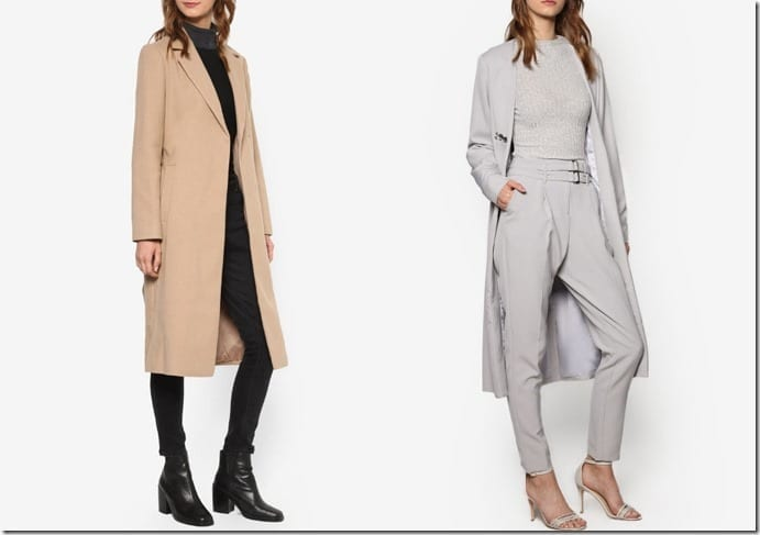 7 Long Coat Styles The Minimalist In You Long For