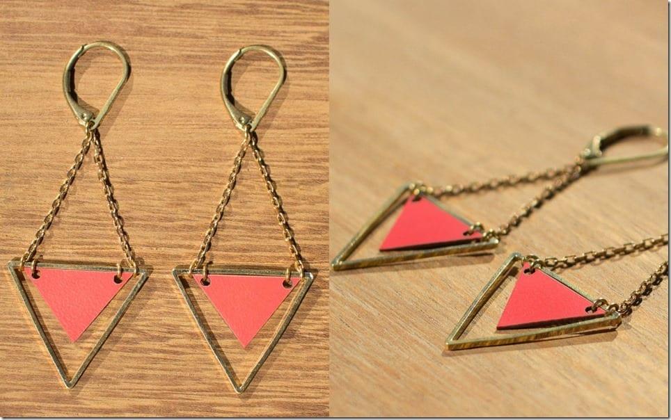 poppy-red-triangle-dangle-earrings