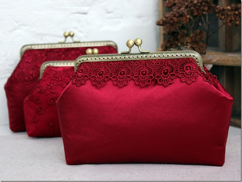 10 Statement Red Clutch Styles For Your Christmas 2016 Wardrobe