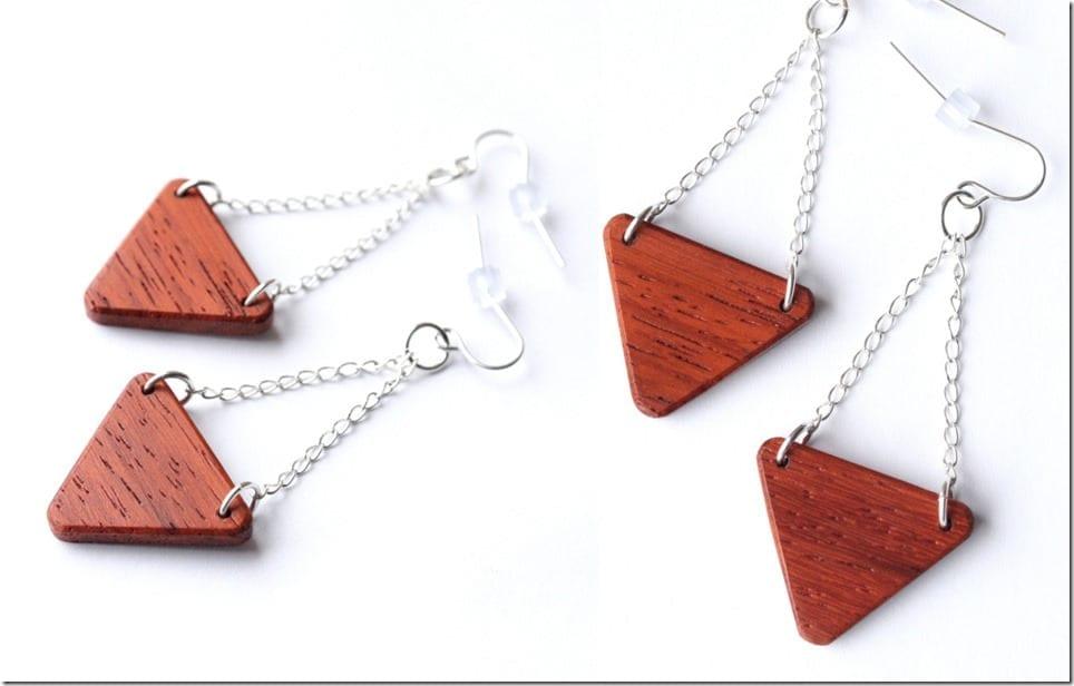 red-padauk-wood-triangle-earrings